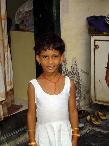 Peninsular India: An Andheri Slum picture 18