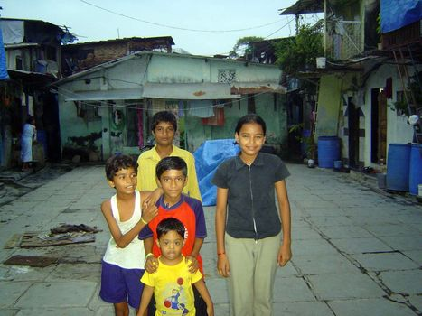 Peninsular India: An Andheri Slum picture 27