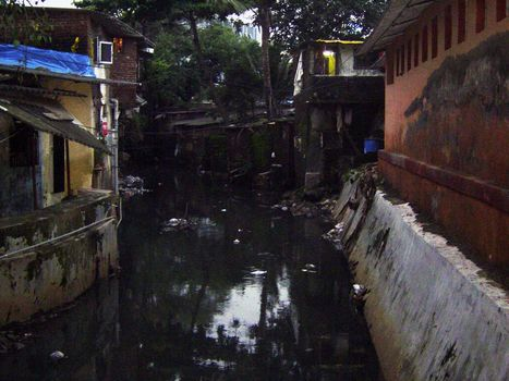 Peninsular India: An Andheri Slum picture 30