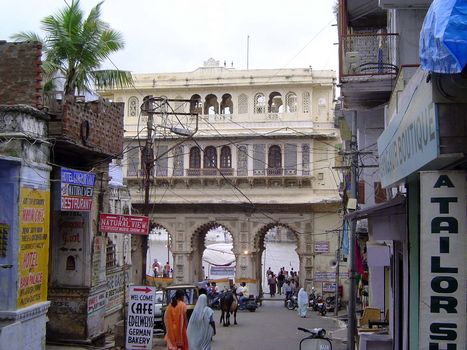 Peninsular India: Udaipur City Palace and Bagore ki Haveli