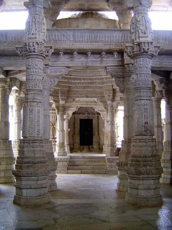 Peninsular India: Ranakpur picture 8