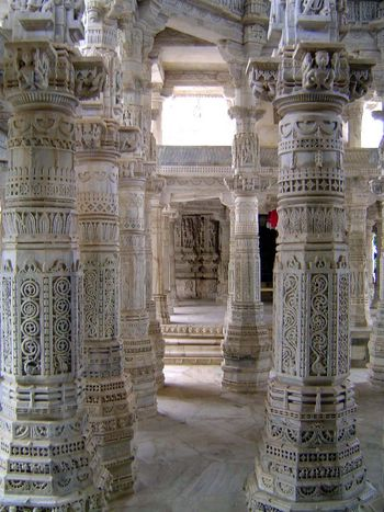 Peninsular India: Ranakpur picture 7