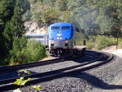 The Western United States: The Central Pacific Railroad