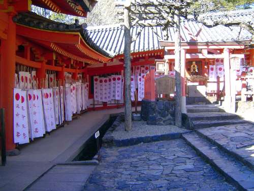 Japan: Nara: Shrines & Temples picture 8