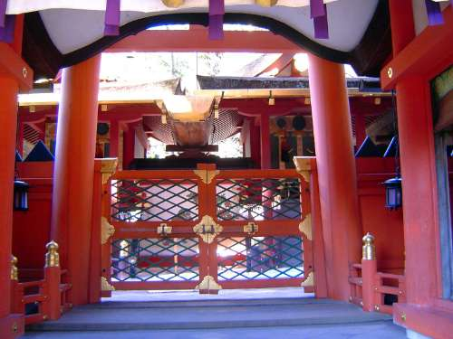 Japan: Nara: Shrines & Temples picture 12
