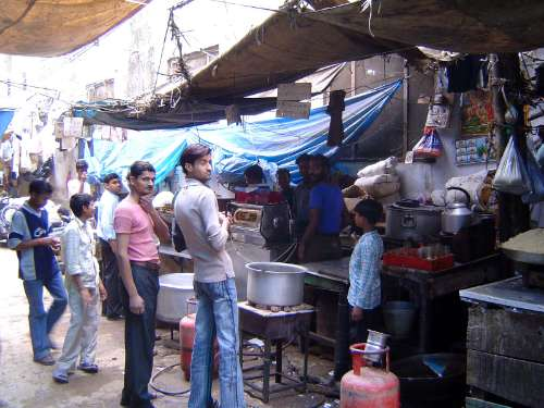 Northern India: Old Delhi (Shahjahanabad) picture 10