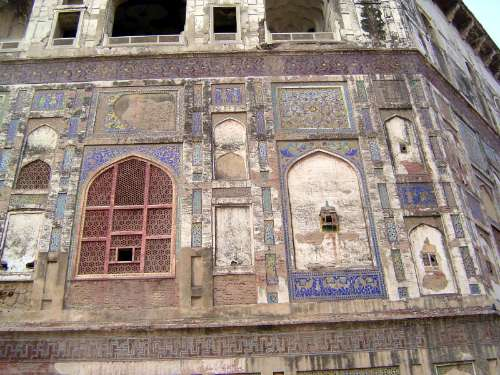 Pakistan: Lahore Fort picture 40
