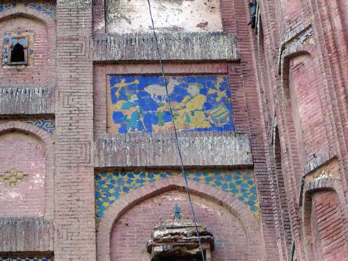 Pakistan: Lahore Fort picture 39