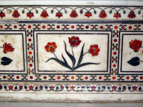 Pakistan: Jahangir's Tomb picture 18