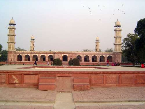 Pakistan: Jahangir's Tomb picture 13