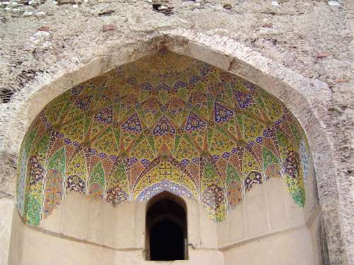 Pakistan: Jahangir's Tomb picture 6