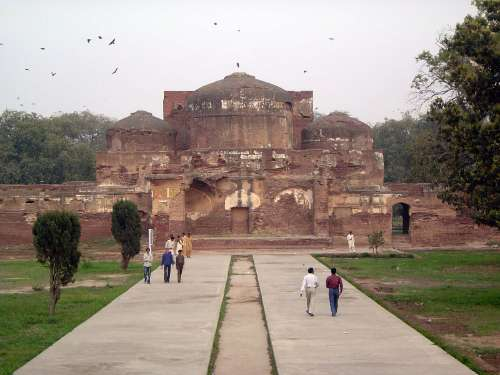 Pakistan: Jahangir's Tomb picture 7