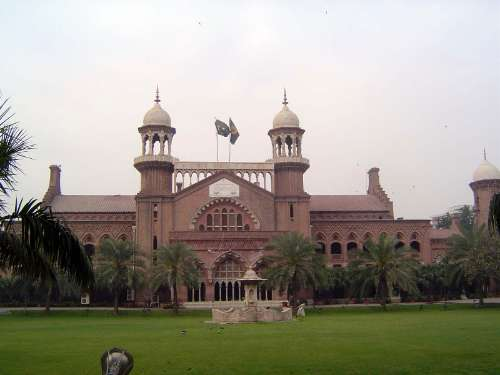 Pakistan: Lahore: British picture 12