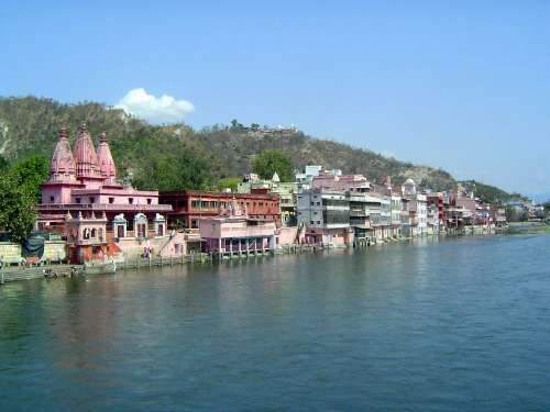 India Themes: Irrigation 4: the Ganges Canal and Haridwar picture 29