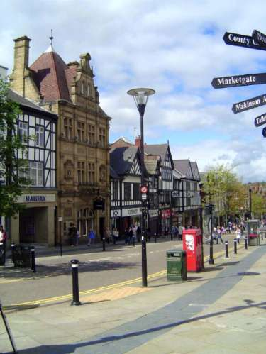 The United Kingdom: Wigan picture 18