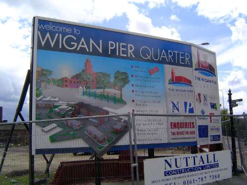 The United Kingdom: Wigan picture 12