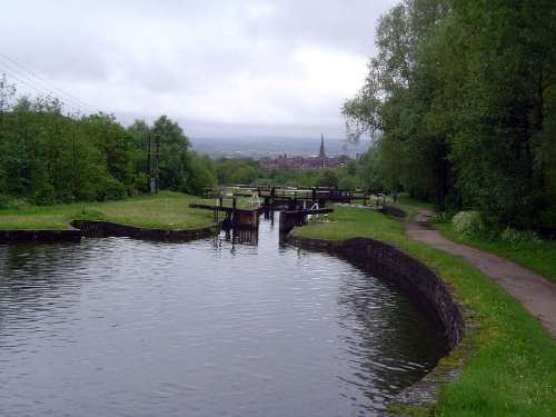 The United Kingdom: Wigan picture 7
