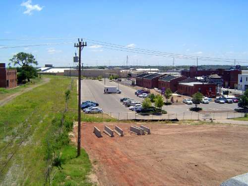 U.S.: Oklahoma: Oklahoma City: Water, Rail, Road picture 29