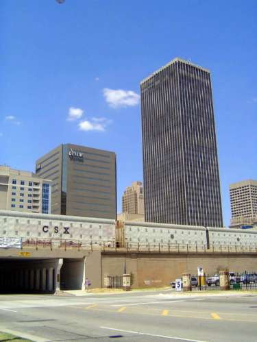 U.S.: Oklahoma: Oklahoma City: Water, Rail, Road picture 27