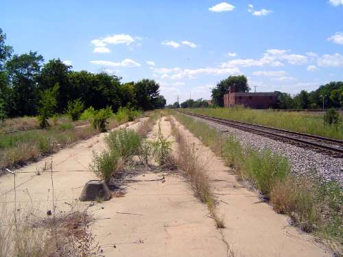 U.S.: Oklahoma: Oklahoma City: Water, Rail, Road picture 55