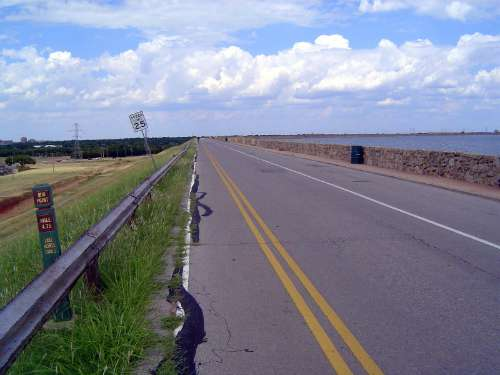 U.S.: Oklahoma: Oklahoma City: Water, Rail, Road picture 21