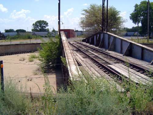U.S.: Oklahoma: Oklahoma City: Water, Rail, Road picture 46