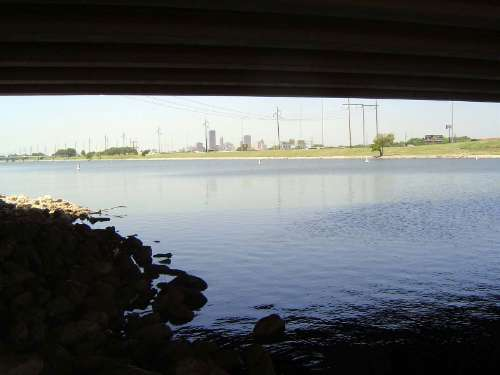 U.S.: Oklahoma: Oklahoma City: Water, Rail, Road picture 5