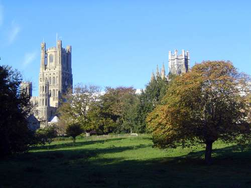 United Kingdom: Ely Cathedral and St. Andrew's, Isleham picture 2