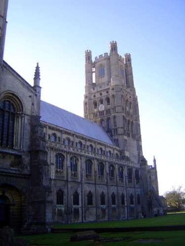 The United Kingdom: Ely Cathedral and St. Andrew's, Isleham picture 4