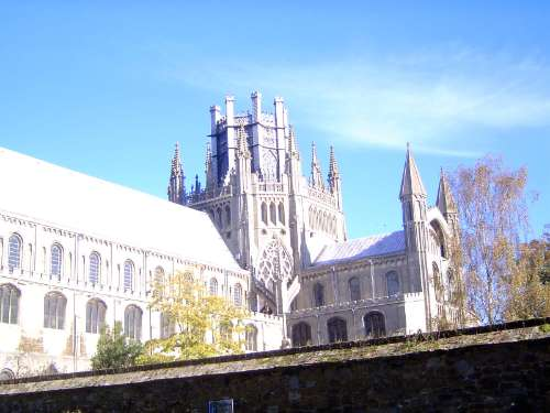 United Kingdom: Ely Cathedral and St. Andrew's, Isleham picture 14