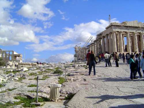 Greece: The Acropolis picture 11
