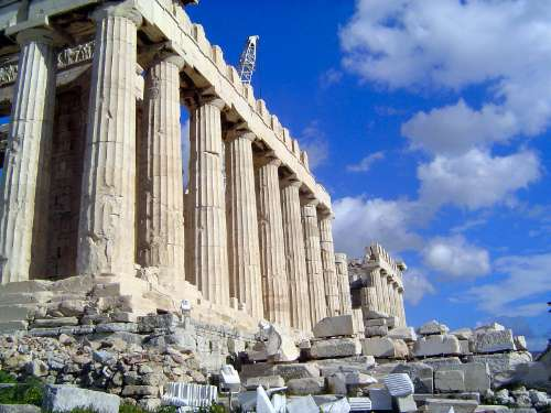 Greece: The Acropolis picture 15