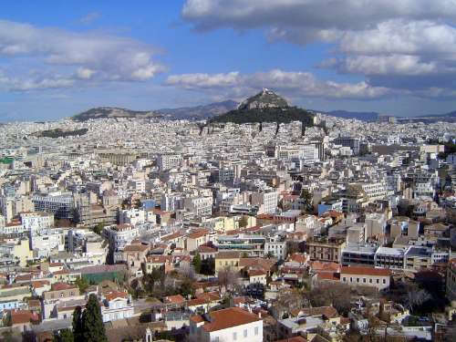 Greece: Modern Athens picture 2