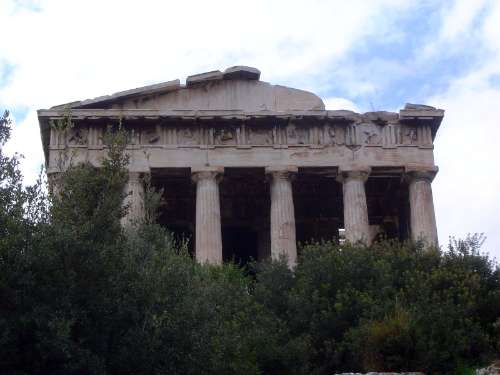 Greece: Agora picture 4