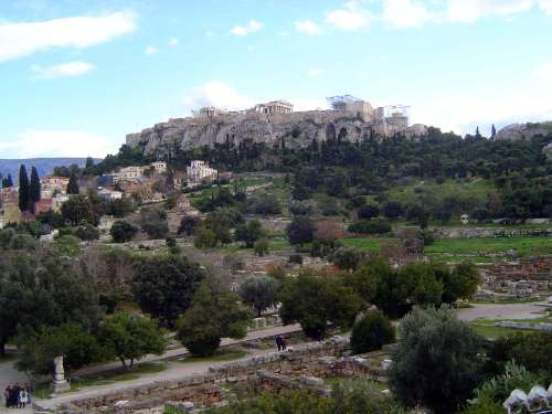 Greece: Agora picture 2