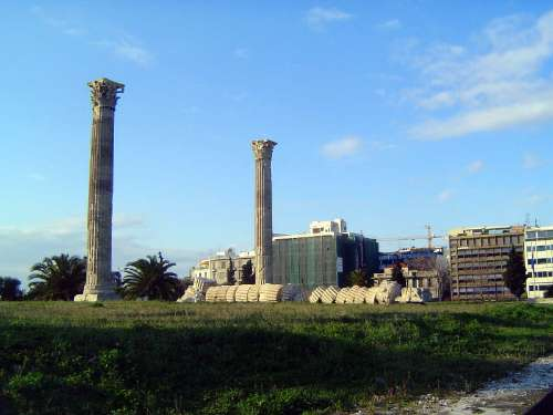 Greece: Theaters and the Temple of Olympian Zeus picture 10