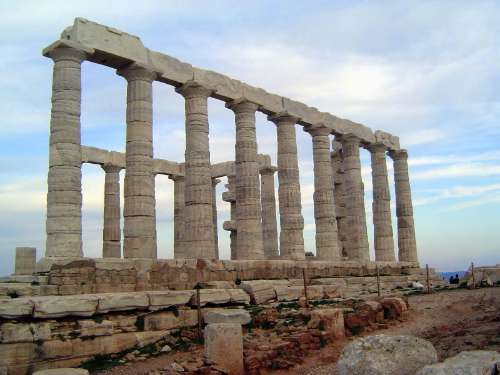 Greece: Sounion picture 3