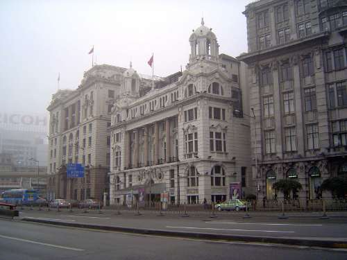 China: Shanghai:The Bund picture 32