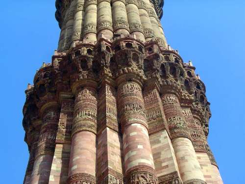 Northern India: Qutb Minar picture 2