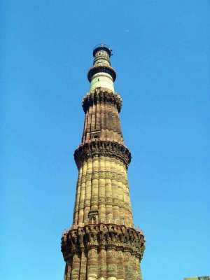 Northern India: Qutb Minar picture 3