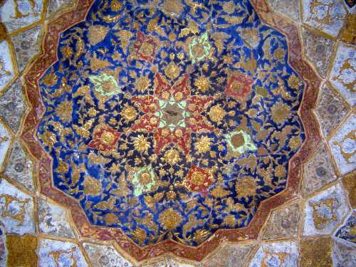 Northern India: Tomb of Itimad-ud-Daulah picture 9