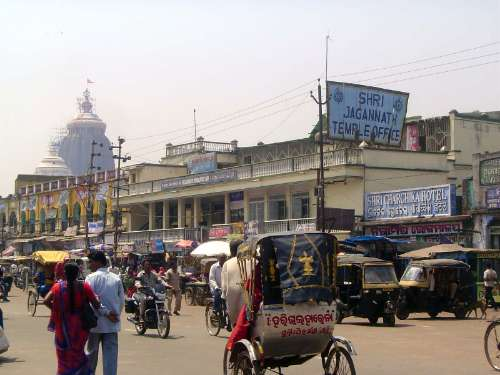 Northern India: Puri picture 8