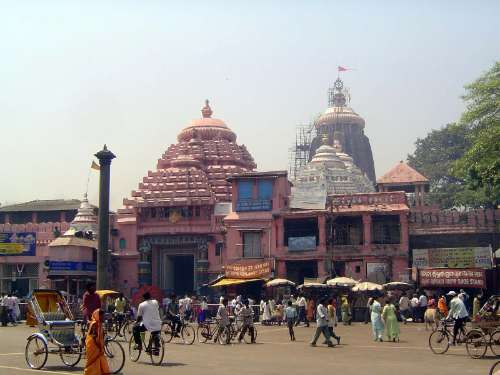 Northern India: Puri picture 10