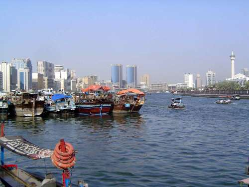 U.A.E. Dubai: Dubai Creek picture 1