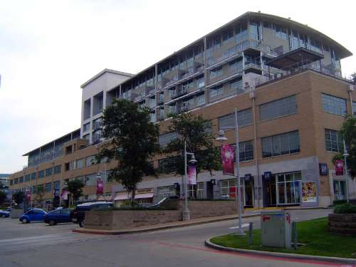 U.S.: West: Suburban New Urbanism in Dallas picture 45