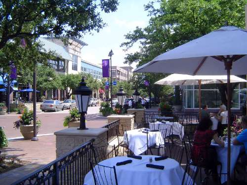 U.S.: West: Suburban New Urbanism in Dallas picture 26