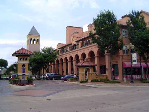 U.S.: West: Suburban New Urbanism in Dallas picture 4