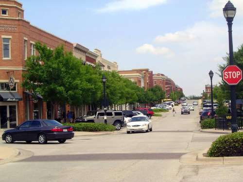U.S.: West: Suburban New Urbanism in Dallas picture 13