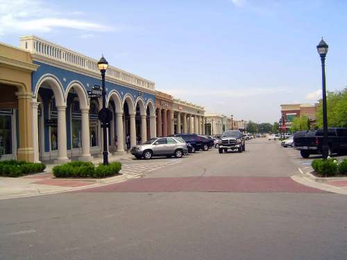 U.S.: West: Suburban New Urbanism in Dallas picture 15