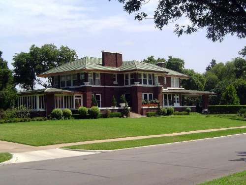 U.S.: West: Historic Dallas Suburbs picture 11